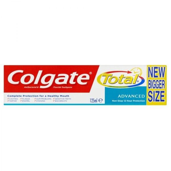 Hambapasta Colgate Total Advanced 125 ml цена и информация | Suuhügieen | kaup24.ee