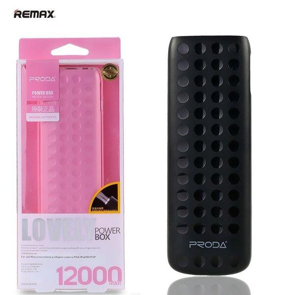 Akupank Remax Proda Proda V12 12000 mAh + taskulamp цена и информация | Akupank | kaup24.ee