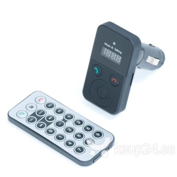 Auto FM modulaator LCD K530C цена и информация | FM modulaator, FM trasmitter | kaup24.ee