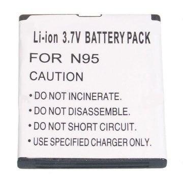 Аккумулятор Nokia BL-5F (N95, N93i, 6210, 6290, 6710) цена и информация | Mobiiltelefonide akud | kaup24.ee