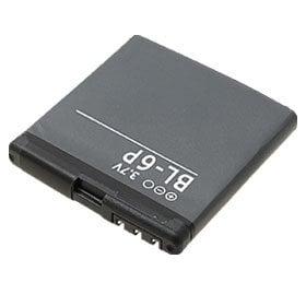 Аккумулятор Nokia BL-6P (6500) цена и информация | Mobiiltelefonide akud | kaup24.ee