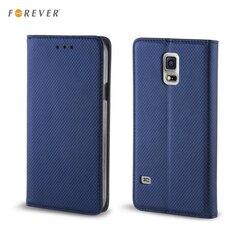 Kaitseümbris Forever Smart Magnetic Fix Book sobib Huawei P9, tumesinine