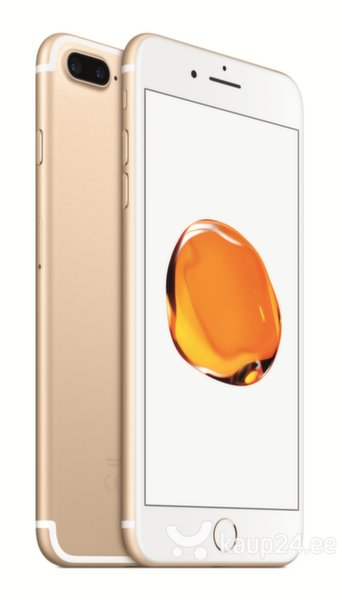 Mobiiltelefon Apple iPhone 7 Plus 128GB, Kuldne цена и информация | Mobiiltelefonid | kaup24.ee