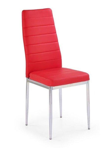 4 tooli komplekt K-70C, punane hind ja info | Köögitoolid | kaup24.ee