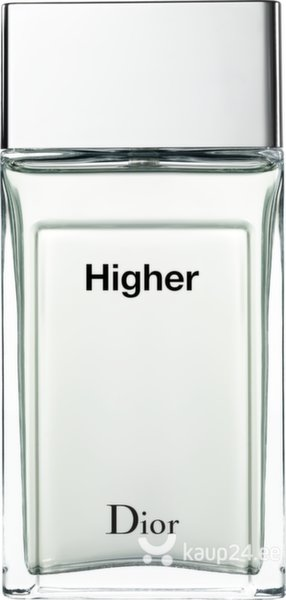 Tualettvesi Dior Higher EDT meestele 100 ml цена и информация | Meeste lõhnad | kaup24.ee