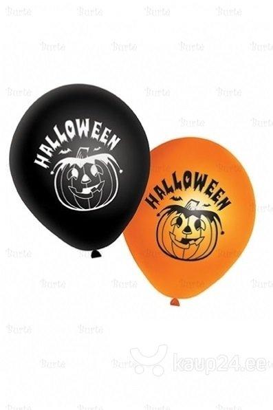 Halloweeni õhupallid, 20 tk цена и информация | Karnevali  kostüümid | kaup24.ee
