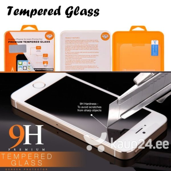 Ekraani kaitsekile Tempered Glass, Apple iPhone 7 Plus hind