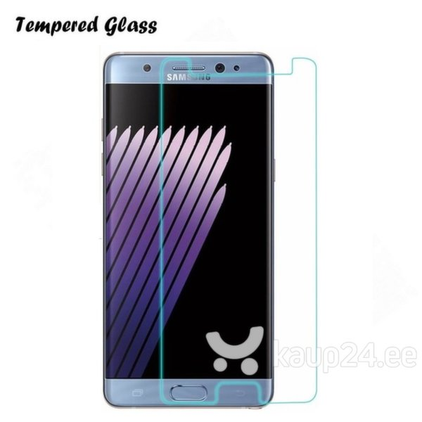 Ekraanikaitseklaas Tempered Glass Sony Samsung Note 7 (N930F) цена и информация | Ekraani kaitsekiled | kaup24.ee