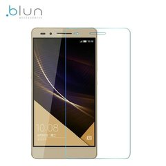 Blun Extreeme Shock 0.33mm / 2.5D Защитная пленка-стекло Huawei Honor 7 (EU Blister)