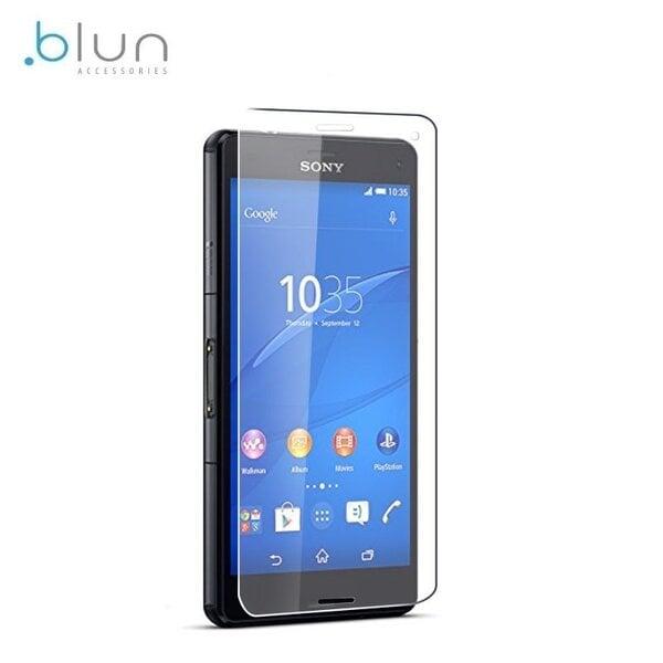 Ekraanikaitseklaas Blun Sony Xperia Z3 Mini (D5803) hind ja info | Ekraani kaitsekiled | kaup24.ee