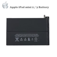 Apple iPad mini 2 / 3 Оригинальный Аккумулятор A1512 APN 6712-6700 16.5Whr Li-Ion 6471mAh (Internal OEM)