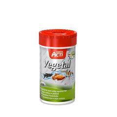 Akvaariumikalade toit Aquael Acti Vegetal, 100 ml