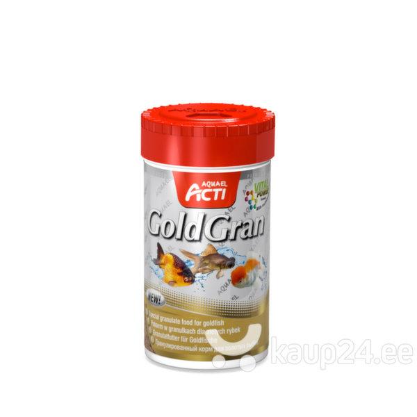 Kuldkalade toit Aquael Acti GoldGran, 1000 ml
