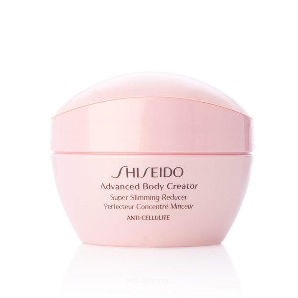 Salendav anti-tselluliidi geel Shiseido Advanced Body Creator Super Slimming Reducer 200 ml цена и информация | Tselluliidivastane hooldus | kaup24.ee