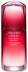 Taastav näoseerum Shiseido Ultimune Power Infusing Concentrate 30ml цена и информация | Maskid, seerumid | kaup24.ee