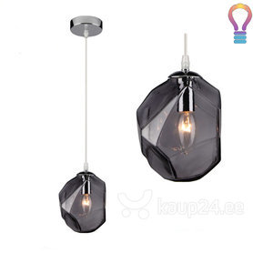 Ripplamp Candellux Jewel, must цена и информация | Rippvalgustid | kaup24.ee