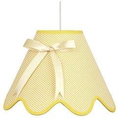 Ripplamp Candellux Lola, kollane hind ja info | Lastetoa valgustid | kaup24.ee