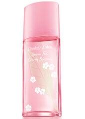 Tualettvesi Elizabeth Arden Green Tea Cherry Blossom EDT naistele 100 ml hind ja info | Naiste parfüümid | kaup24.ee