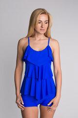 Naiste päevitusriided Tropicana FT-09 blue hind ja info | Naiste ujumisriided | kaup24.ee