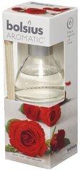 Lõhnapulgad Bolsius Velvet Rose 45 ml