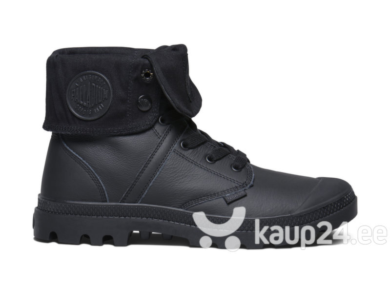 Meeste saapad Palladium Pallabrouse Baggy, must цена и информация | Meeste kingad, saapad | kaup24.ee