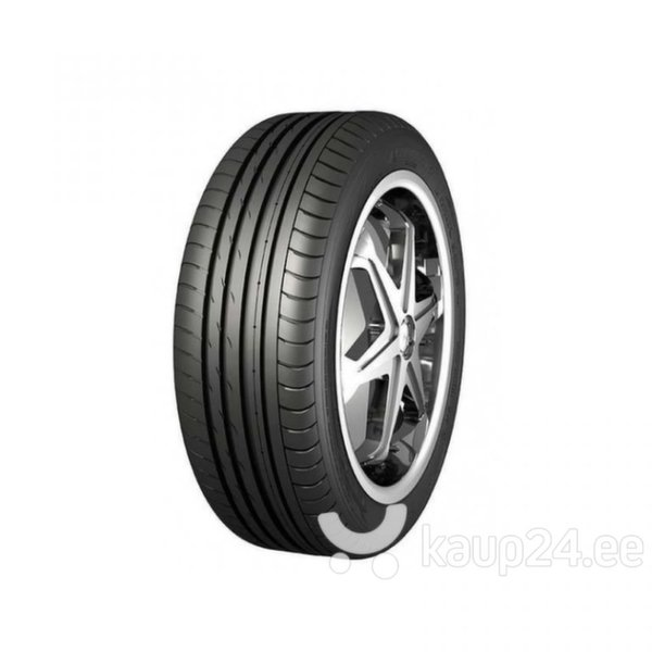Nankang AS-2 + 215/60R17 96 H MFS цена и информация | Rehvid | kaup24.ee