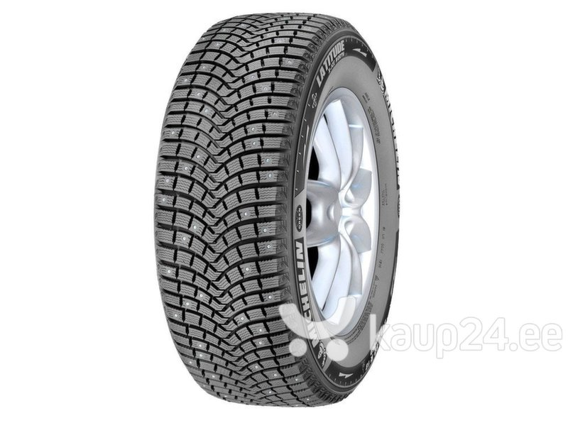 Michelin LATITUDE X-ICE NORTH LXIN2+ 255/60R18 112 T XL цена и информация | Rehvid | kaup24.ee