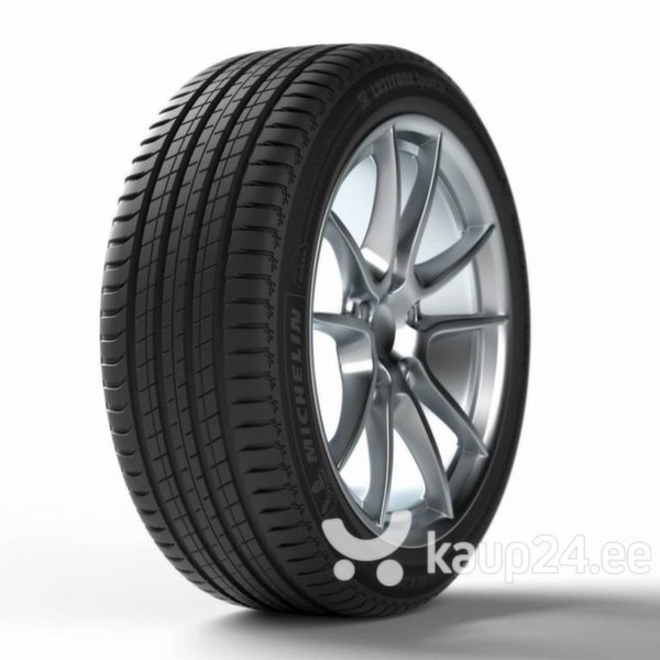 Michelin LATITUDE SPORT 3 235/55R19 101 V цена и информация | Rehvid | kaup24.ee
