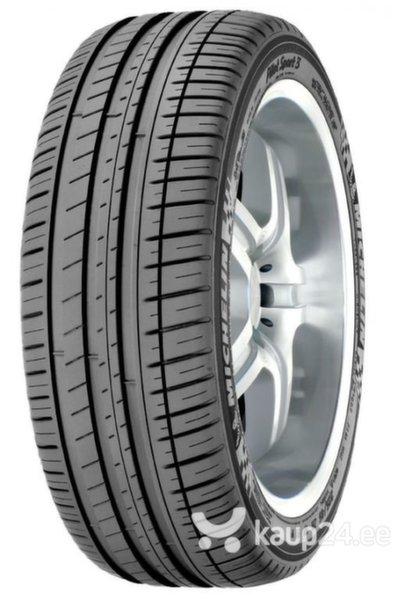 Michelin PILOT SPORT PS3 255/40R19 100 Y XL цена и информация   Rehvid   kaup24.ee