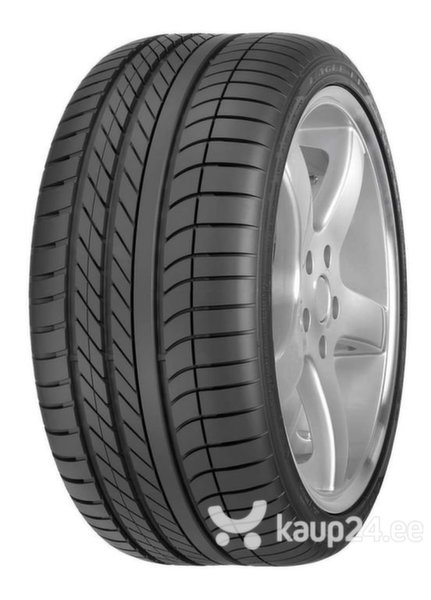 Goodyear EAGLE F1 ASYMMETRIC 295/30R19 100 Y XL цена и информация | Rehvid | kaup24.ee