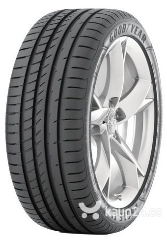 Goodyear EAGLE F1 ASYMMETRIC 2 205/40R17 84 Y XL цена и информация | Rehvid | kaup24.ee