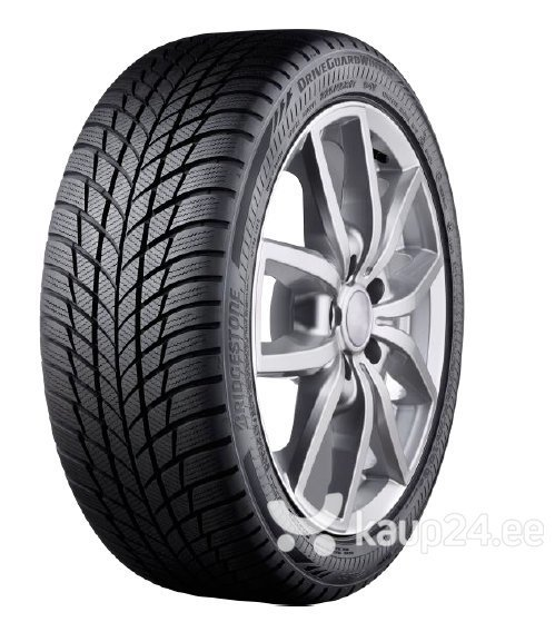 Bridgestone DRIVEGUARD WINTER 225/50R17 98 V XL ROF цена и информация | Rehvid | kaup24.ee