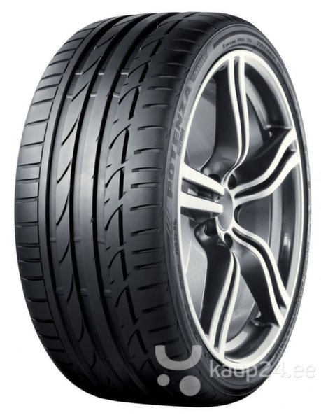 Bridgestone Potenza S001 235/40R18 95 Y XL цена и информация | Rehvid | kaup24.ee