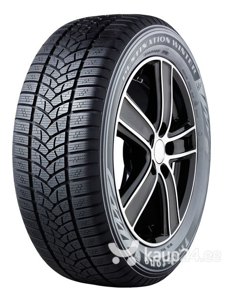 Firestone Destination Winter 235/60R17 102 H цена и информация | Rehvid | kaup24.ee