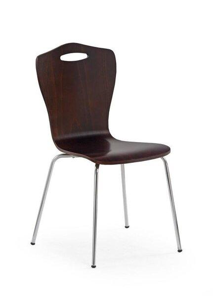 4 tooli komplekt K84, wenge hind ja info | Köögitoolid | kaup24.ee