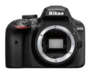 Peegelkaamera Nikon D3400 Body