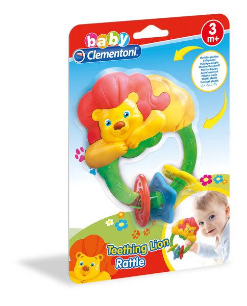 Närimislelu Clementoni lõvi цена и информация | Imikute mänguasjad | kaup24.ee
