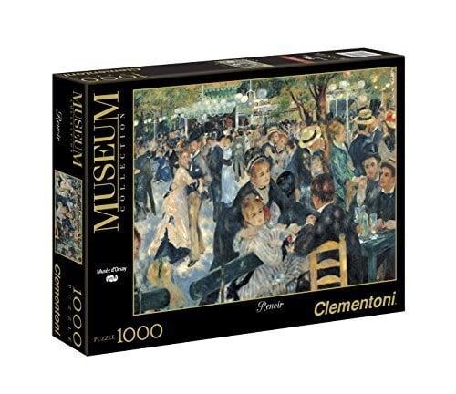 Pusle Clementoni Renoir, 1000 tk цена и информация | Puzzle, mõistatused | kaup24.ee
