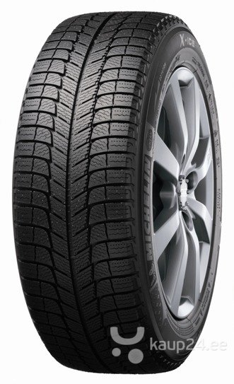 Michelin X-ICE XI3 215/55R17 98 H XL цена и информация | Rehvid | kaup24.ee