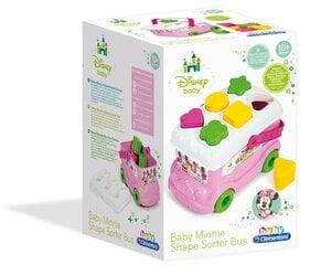 Vormide sorteerija CLEMENTONI Disney Minnie hind ja info | Imikute mänguasjad | kaup24.ee