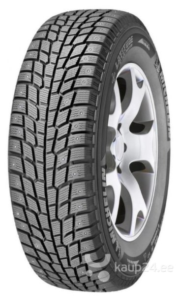 Michelin LATITUDE X-ICE NORTH 235/60R17 102 T (naast) цена и информация   Rehvid   kaup24.ee