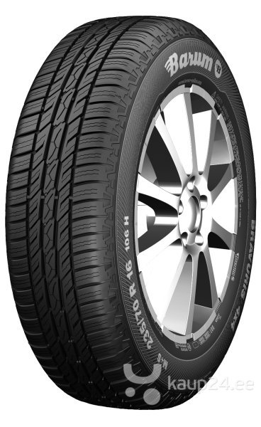 Barum BRAVURIS 4x4 245/70R16 107 H цена и информация | Rehvid | kaup24.ee