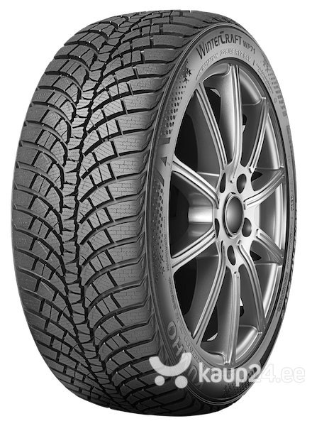 Kumho WinterCraft WP71 215/55R16 97 V XL цена и информация | Rehvid | kaup24.ee