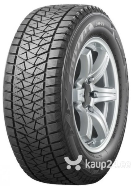Bridgestone Blizzak DM-V2 235/55R19 105 T XL MFS цена и информация | Rehvid | kaup24.ee