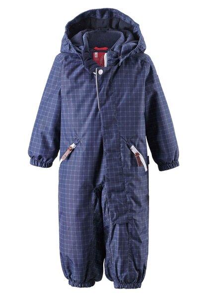 Laste kombinesoon Reima Nappaa, 74-92 cm, sinine цена и информация | Imikute riided | kaup24.ee