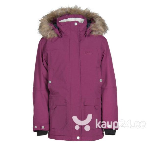 Tüdrukute jope Five Seasons Fio, roosa цена и информация | Tüdrukute riided | kaup24.ee