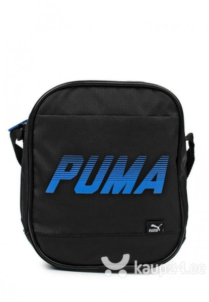 Meeste käekott Puma IX, must/sinine цена и информация | Meeste käekotid | kaup24.ee