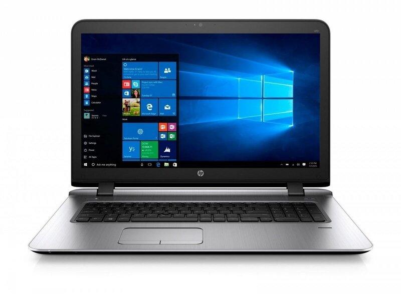 Sülearvuti HP Probook 470 G3 (W4P82E) цена и информация | Sülearvutid | kaup24.ee