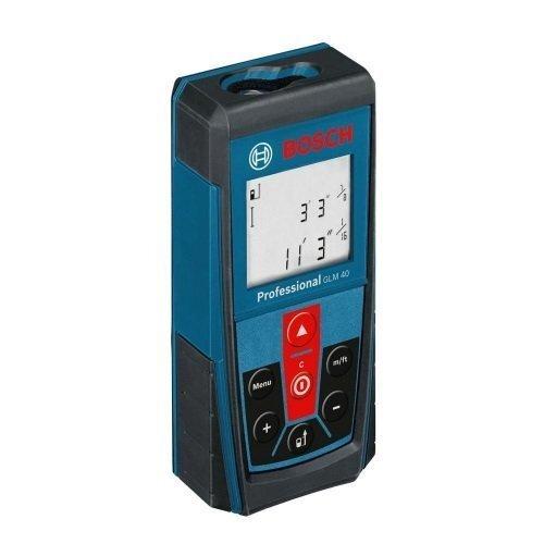Laser kaugusmõõtja BOSCH GLM 40 цена и информация | Käsitööriistad | kaup24.ee