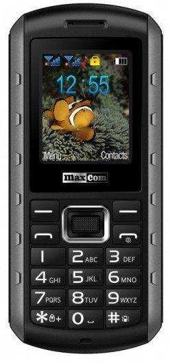 Mobiiltelefon MAXCOM MM901 Dual, Must